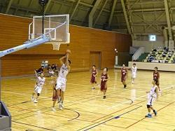 バスケットボール部 8月10日(木)