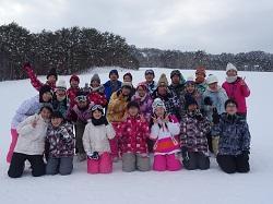 中学校スキー体験 2月9日(金)