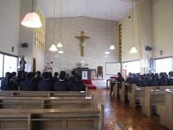 高1教会訪問 3月14日(水)