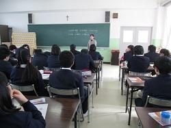 校内進路ガイダンス 小論文入門講座 3月14日(水)
