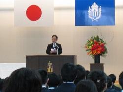 高校卒業式 2月28日(水)