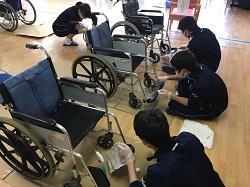 ボランティア活動 3月14日(水)
