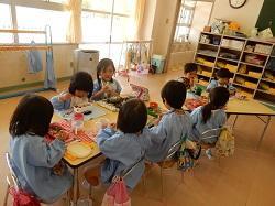 幼稚園 お弁当の日 4月19日(木)