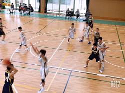 バスケットボール部 4月7日(土)