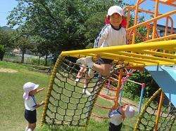 幼稚園 外遊び 5月11日(金)