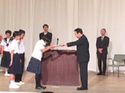 第35回NHK杯全国中学校放送コンテスト山口県大会 6月16日(土)