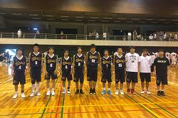 バスケットボール部 6月2日(土)