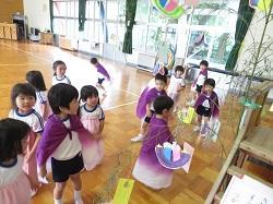 幼稚園 七夕 7月6日(金)