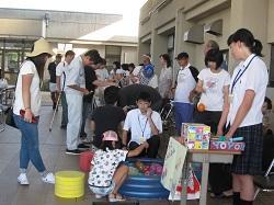 ボランティア活動 8月4日(土)
