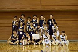 バスケットボール部 8月7日(火)