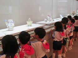 9/12(水) 幼稚園 美術館に行ってきました!