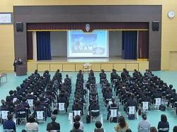 11/9(金) 高校オープンスクール