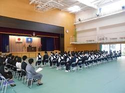 4/8(月) 入学式