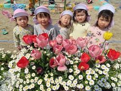 4/12(金) 幼稚園 春のお散歩