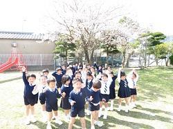 4/6(土) 幼稚園 年長になりました!