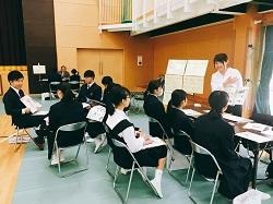 5/22(水) 校内進路ガイダンス