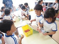 5/30(木) 幼稚園 さくらぐみやさん