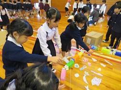 11/26(火) 幼稚園 小学校 交流会