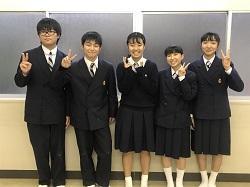 10/31(木) 校友会交代式