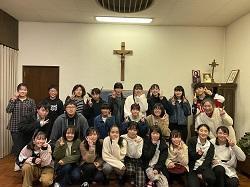 12/24(火) クリスマスミサ