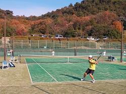 12/1(日) テニス部