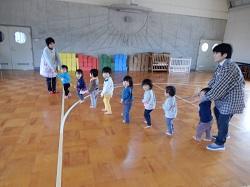 1/29(金) 幼稚園 しゅっぱつしんこう!