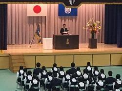 2/29(土) 高校卒業式