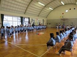 3/16(月) 幼稚園 お別れ会