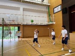 7/31(金)    中学校スポーツ大会