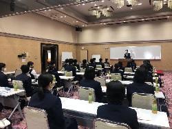 10/20(火)    高2  専門学校訪問【YIC専門学校】