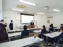 10/20(火)    高2  大学訪問【広島文化学園大学】
