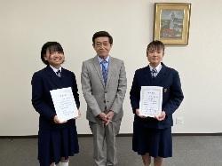 2/19(金)    同窓会奨学金授与式