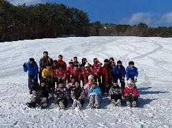 2/10(水)    中学校スキー体験学習