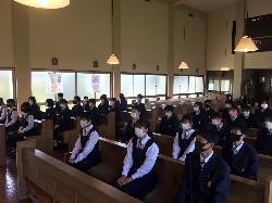 4月21日(水)・23日(金)    高1教会訪問