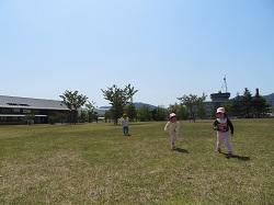 4/21 (水)幼稚園 みんなでおさんぽ