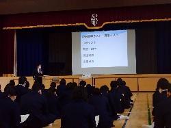 4/13(火)、4/14(水)    高1オリエンテーション