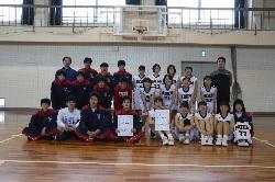 4/10(土)    バスケットボール部