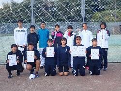 4/24(土)、4/25(日)    テニス部