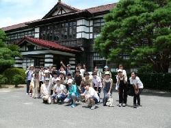 7/20(火)〜7/23(金)    中学校Cross Cultural Days