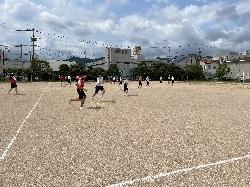 7/12(月) 中学校スポーツ大会